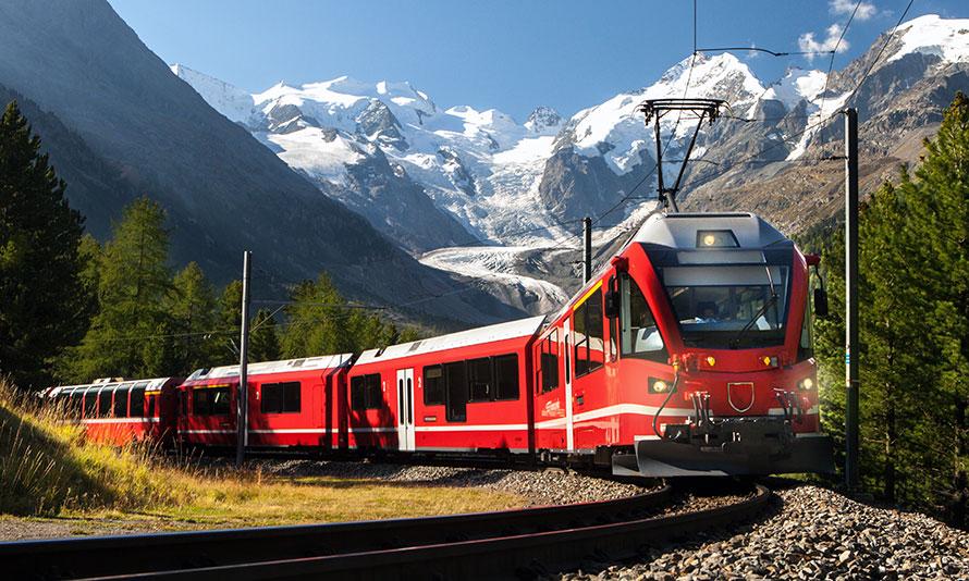 14 Day Trains of Switzerland
