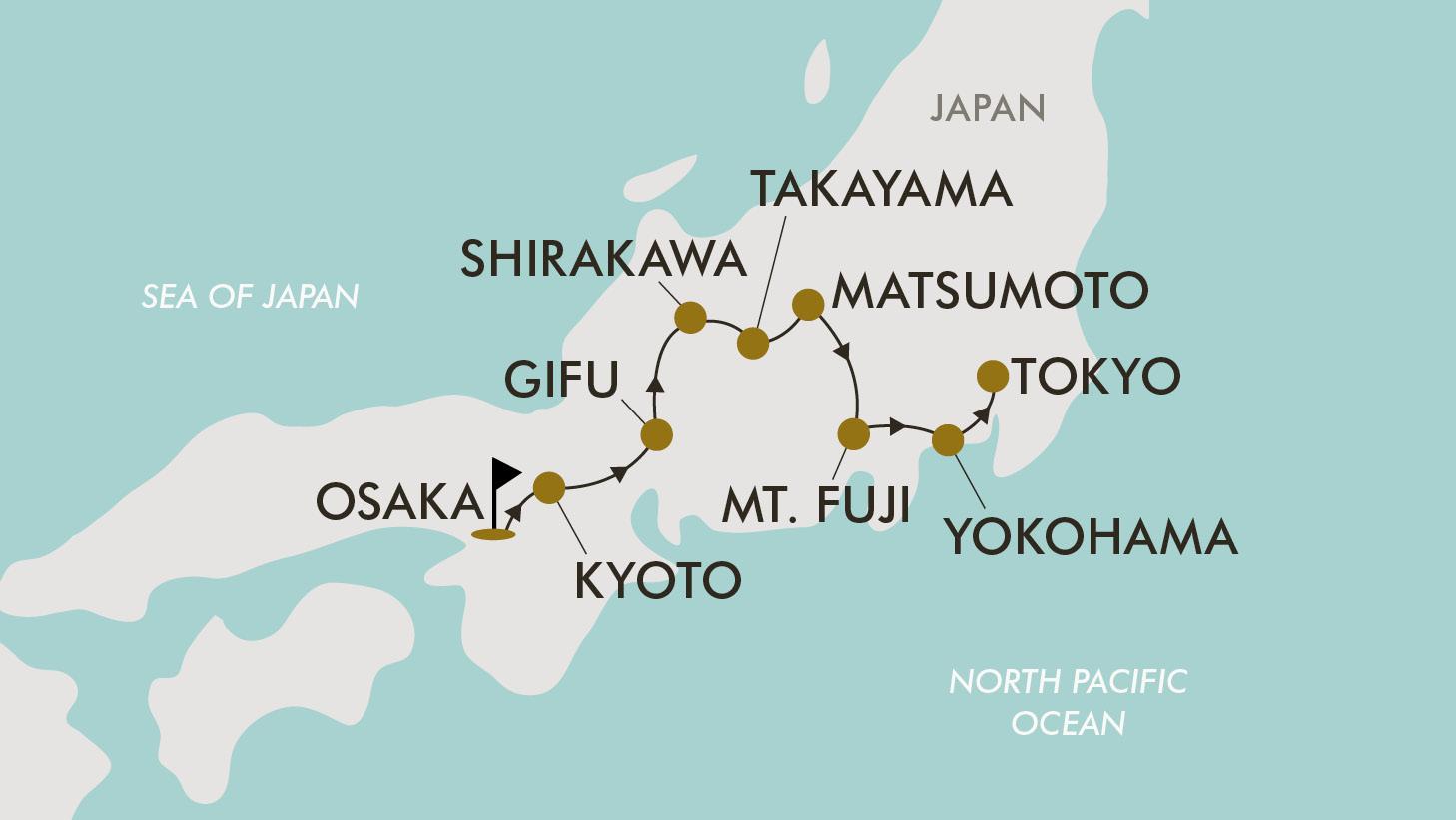 9 Day 2 For 1 Japan Tripadeal
