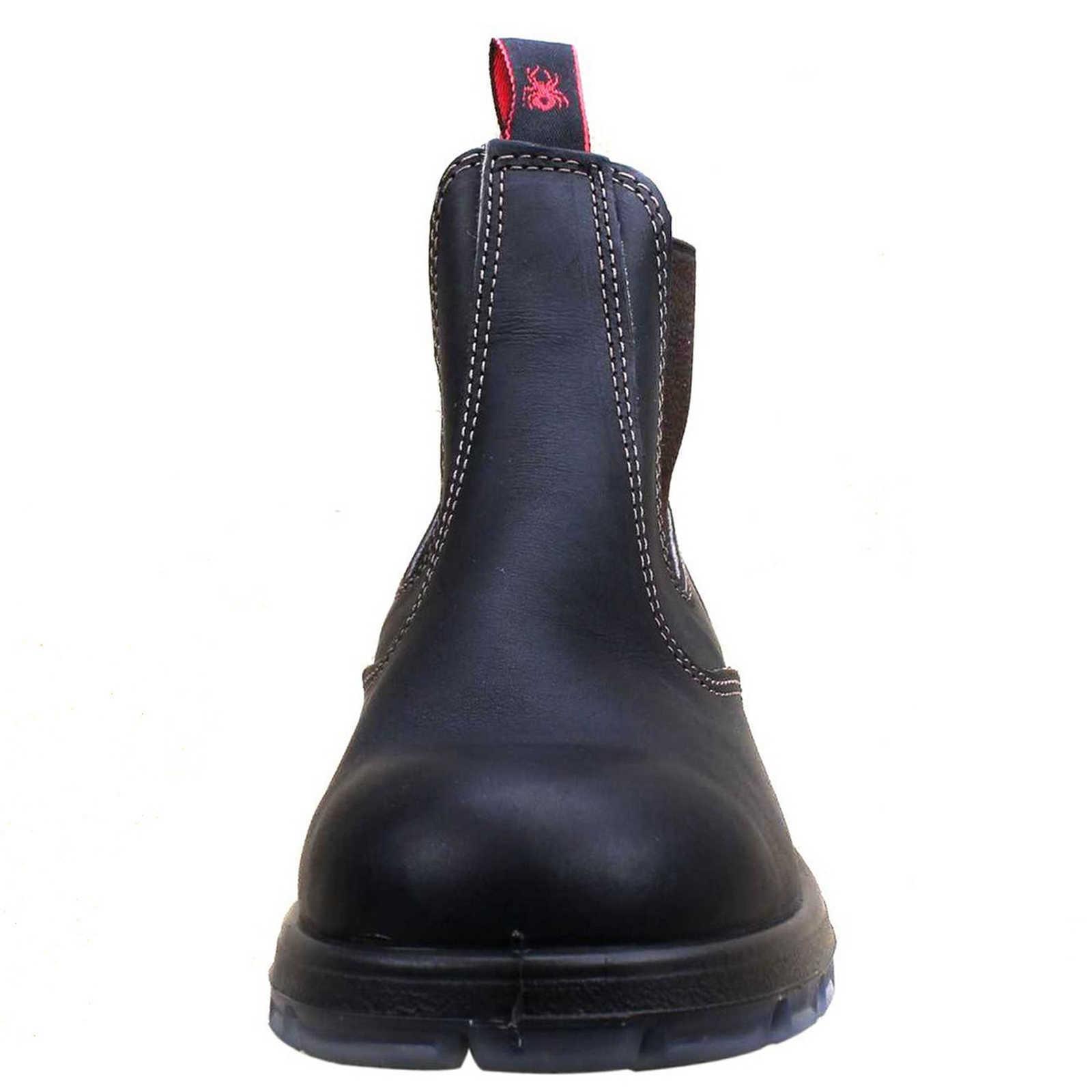 24c6298a74c Details about New REDBACK UBOK Bobcat Soft Toe Boot - DARK BROWN (AUS / US  / EU Mens Sizing)