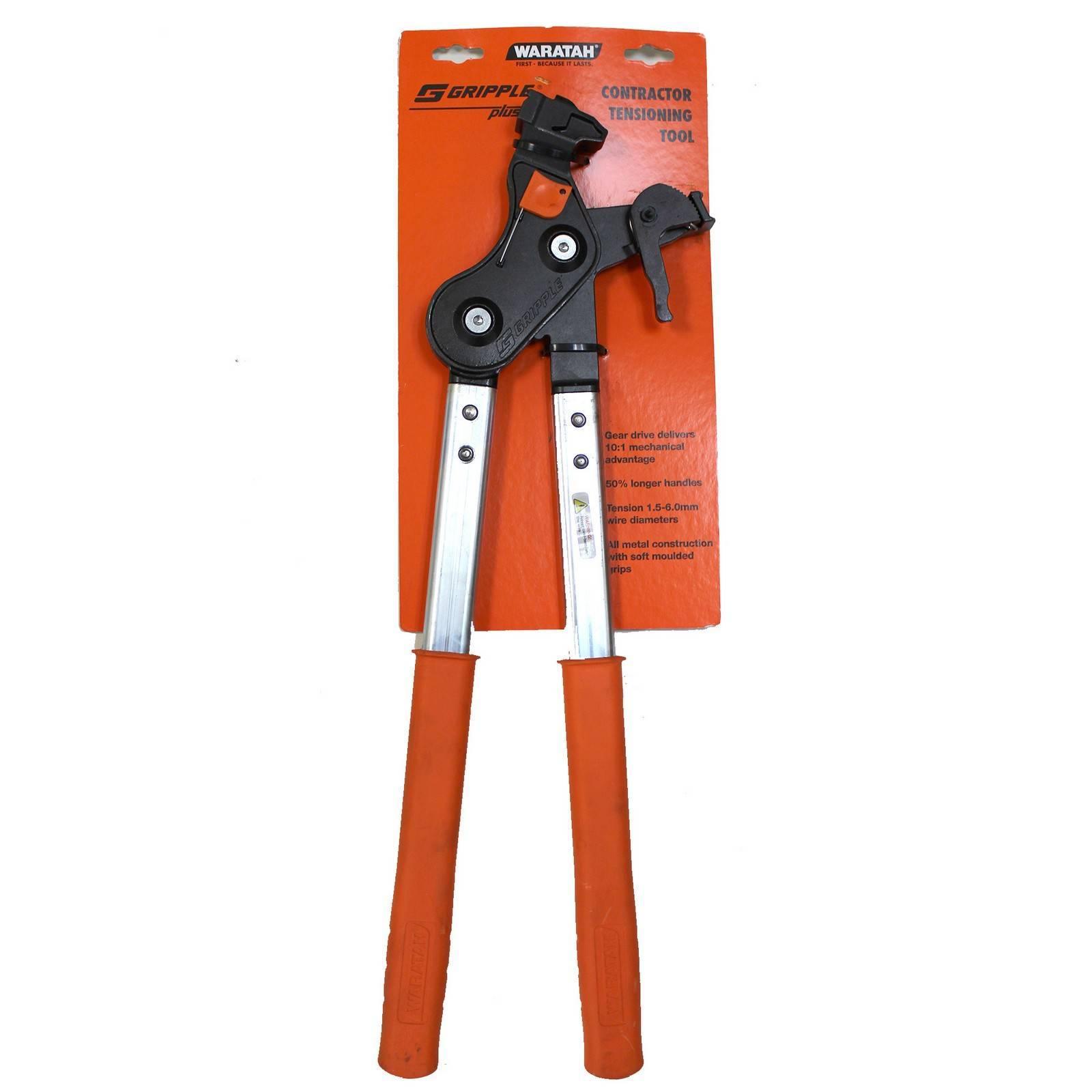 Gripple Tool Tensioner Strainer Contractor Strength Heavy Duty Metal ...