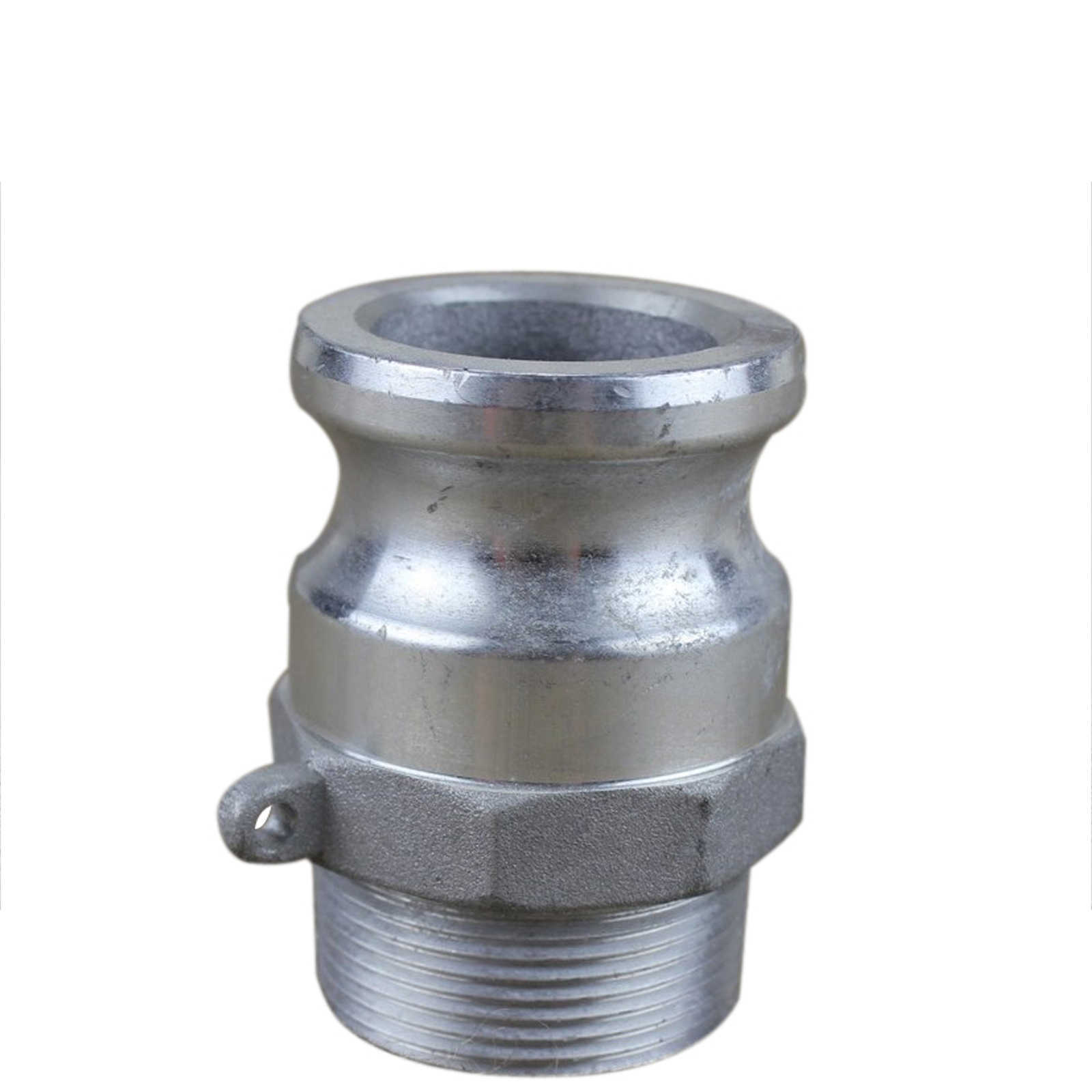 Camlock to male thread mm type f cam lock coupling