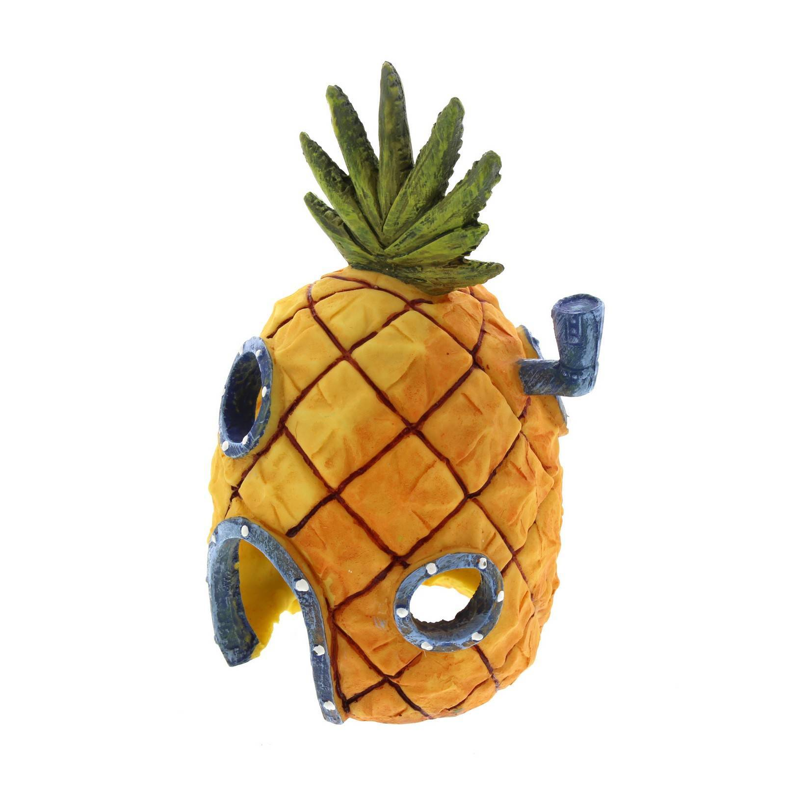 Ornament Decoration Spongebob Pineapple Home Aquarium Fish ...