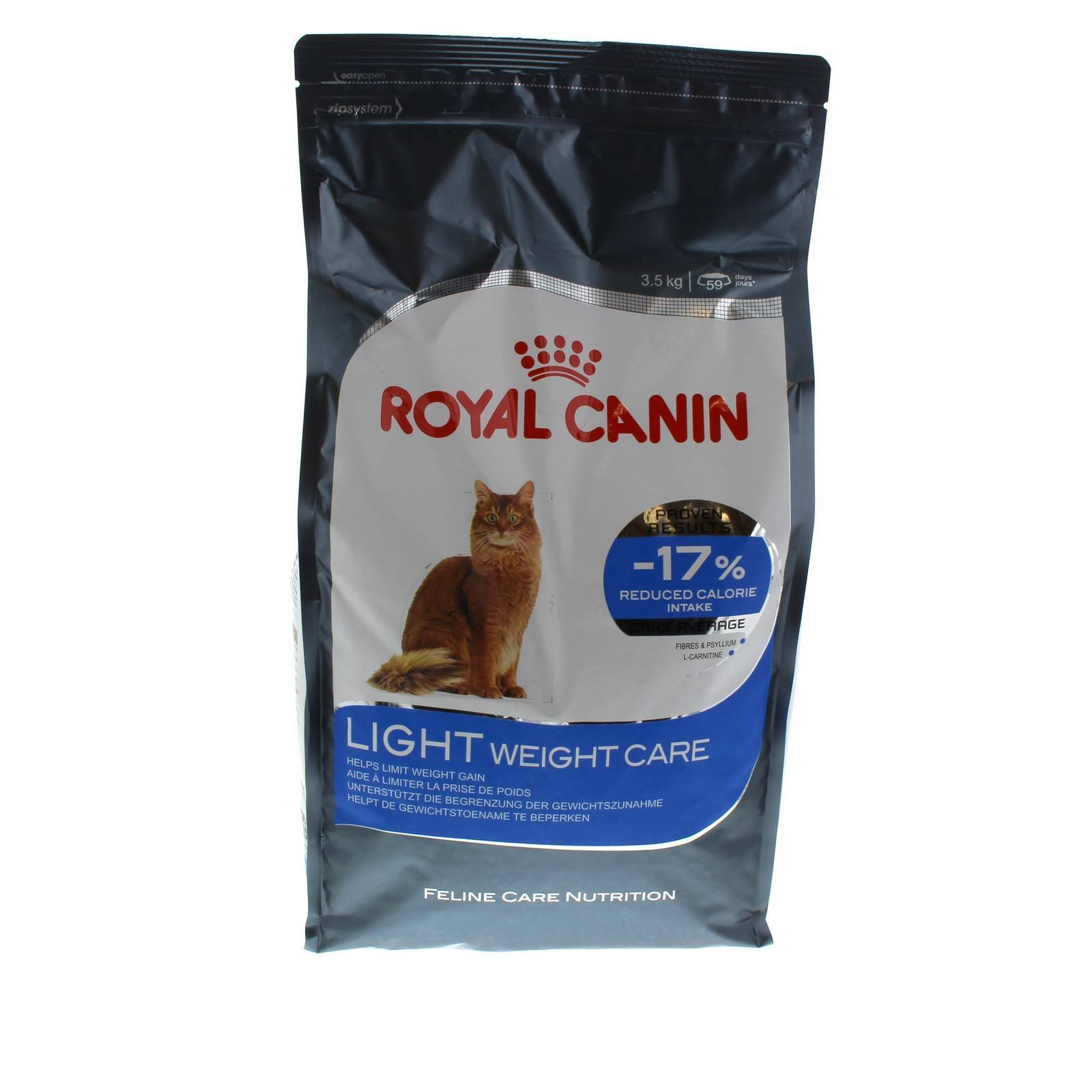 Cat Food Royal Canin Feline Light Care 3 5kg Premium Dry
