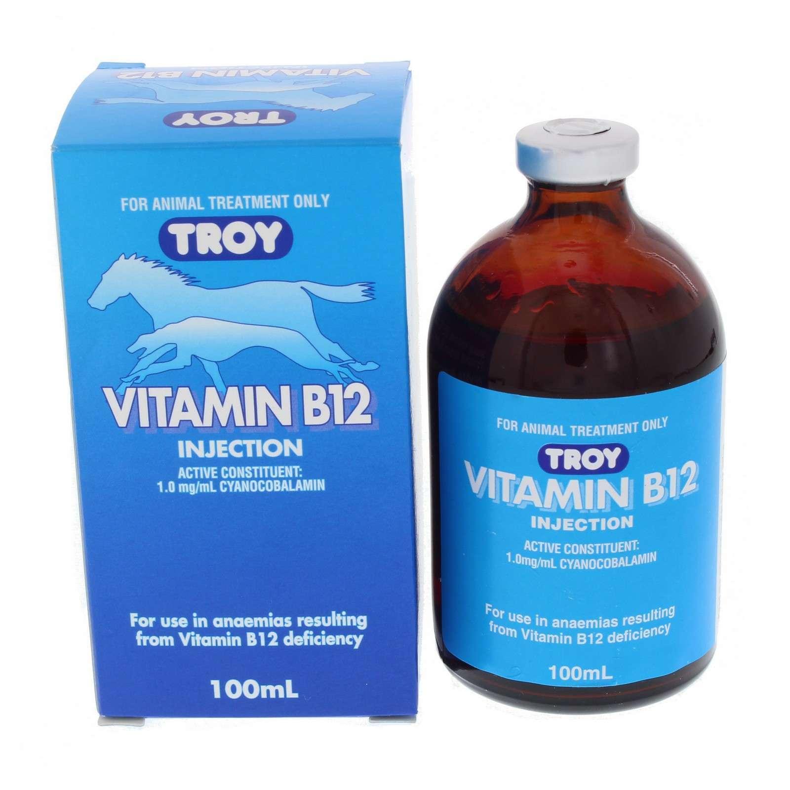 Vitamin B12 Shots For Dogs