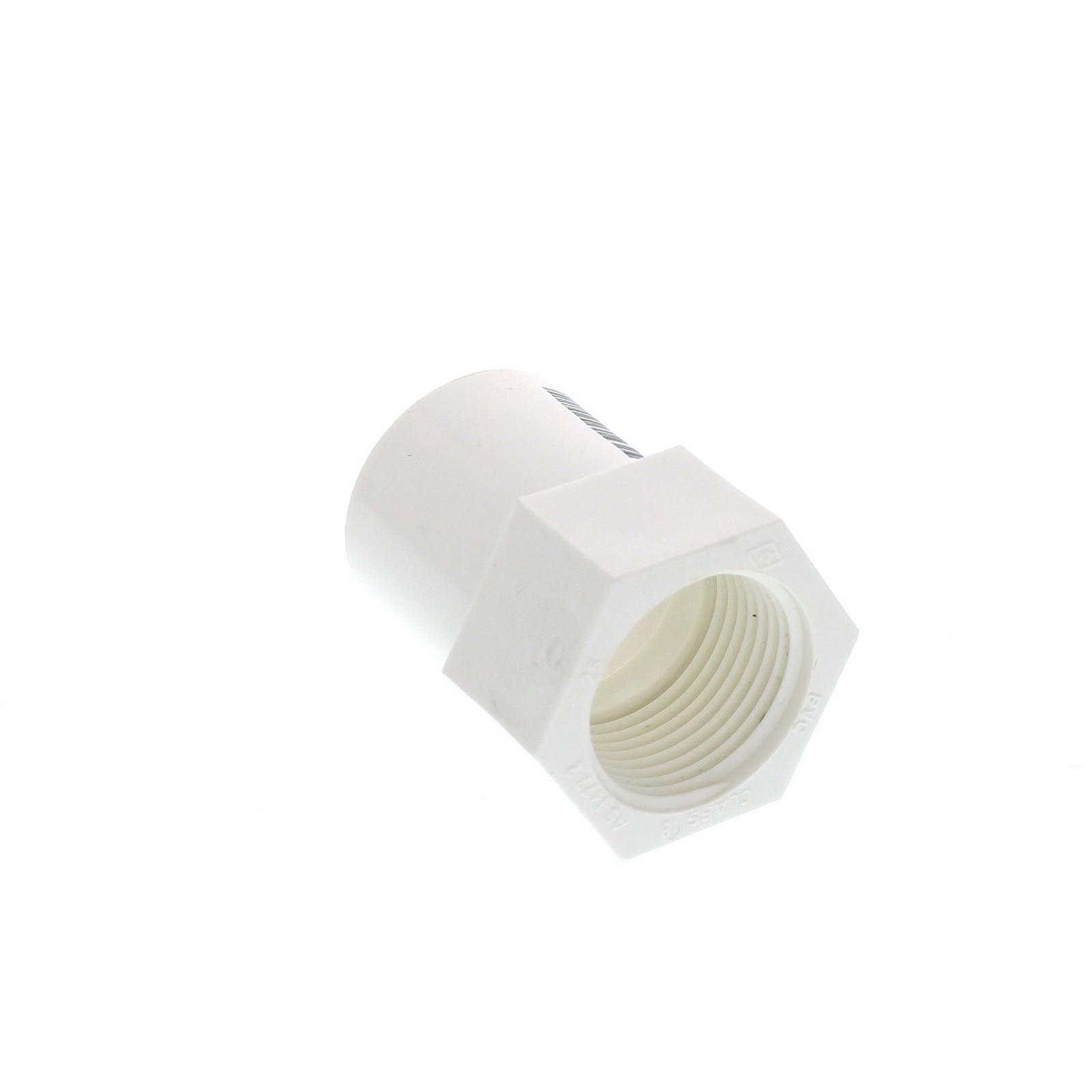 Vinidex faucet socket pvc mm pressure pipe fitting