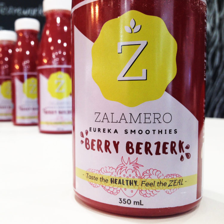 Zalamero Share Their New Smoothie With Cubro
