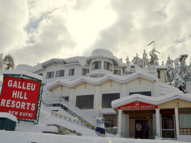 Great Holiday Club @ Galleu Hill Resort Shimla