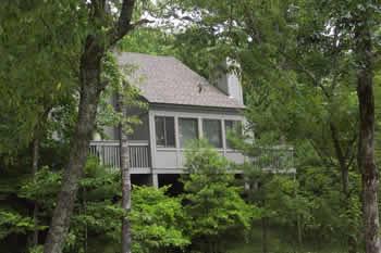 Petit Crest Villas At Big Canoe