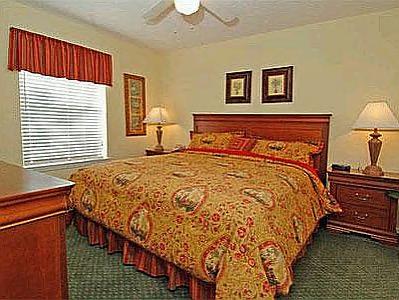 Oak Plantation Resort - Rentals Only