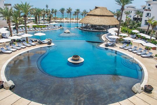 Cabo Azul Resort & Spa-Mexico,Cabo San Lucas - DAE Resort Profile Cabo Azul Resort Map on