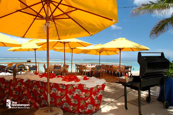 The Rarotongan Beach Resort & Lagoonarium - daeOptions