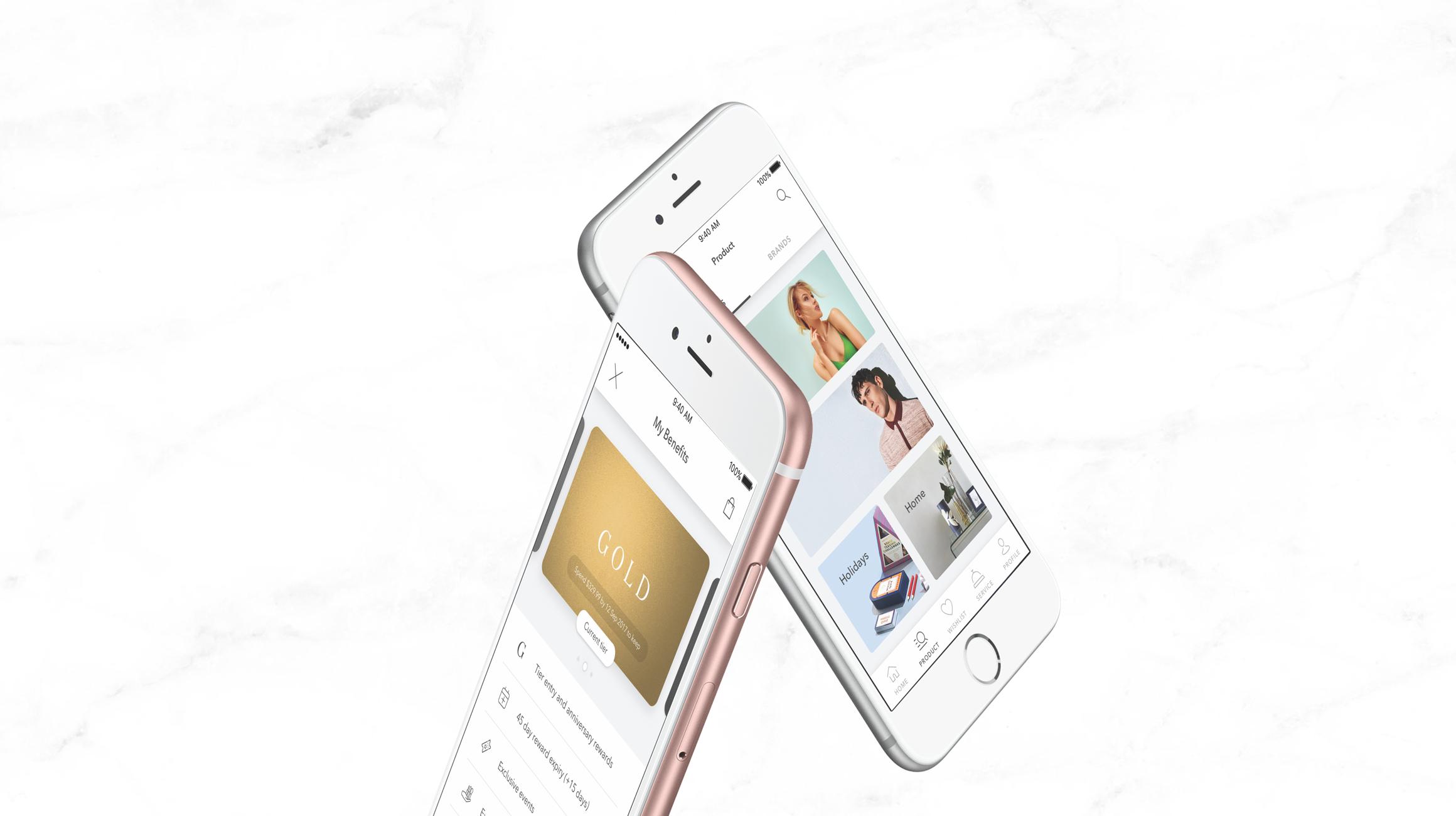 Debenhams App 3