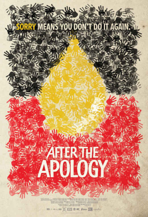 After The Apology Poster