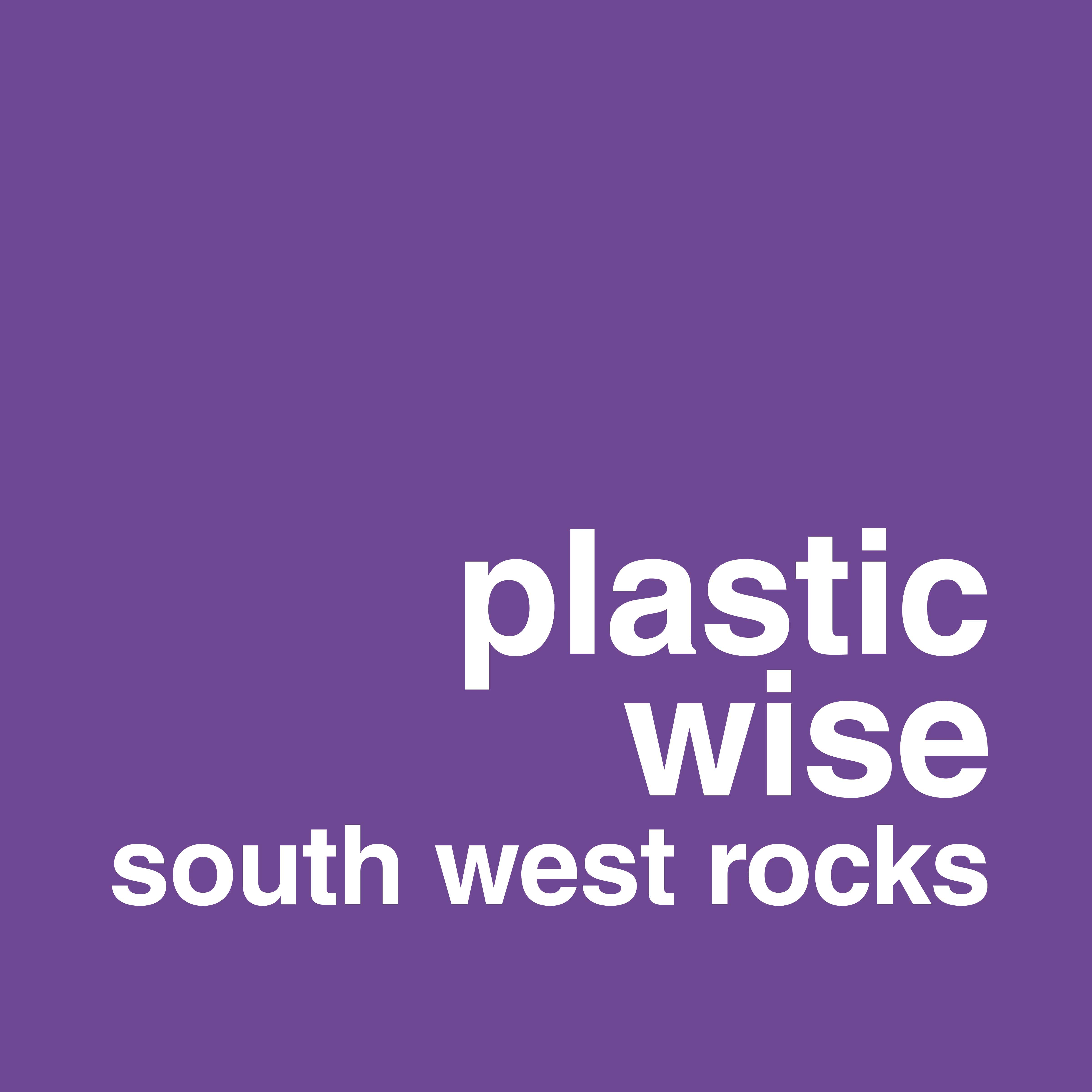 plastic wise south west rocks Poster