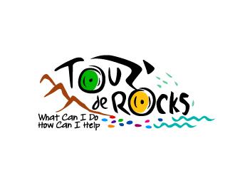 Mark Henschke for Tour de Rocks Poster