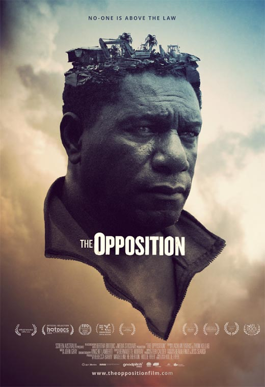 The Opposition Poster