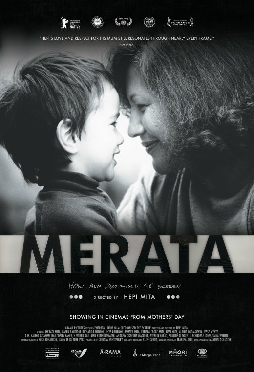 Merata: How Mum Decolonised the Screen Poster