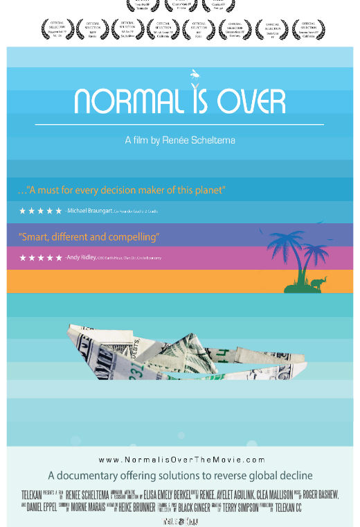 Normal Is Over Poster