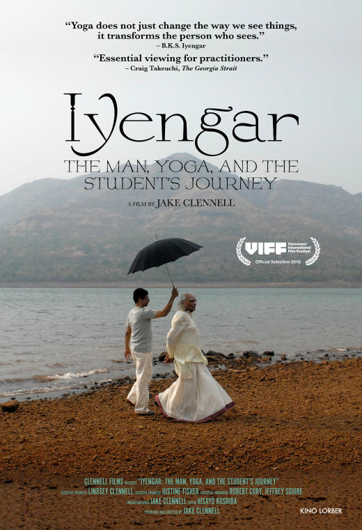 Iyengar Poster