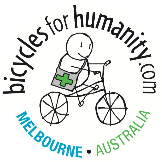 Bicycles for Humanity Poster