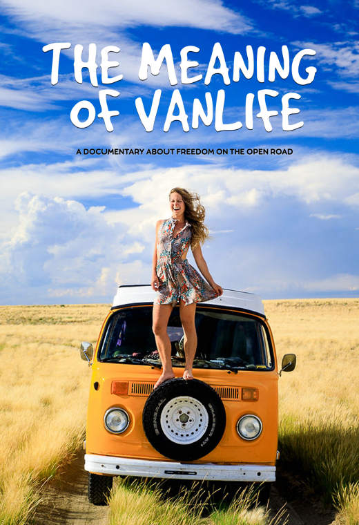 THE MEANING OF VANLIFE Poster