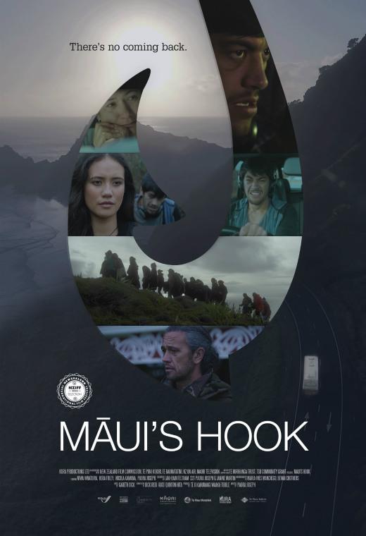 Maui's Hook Poster