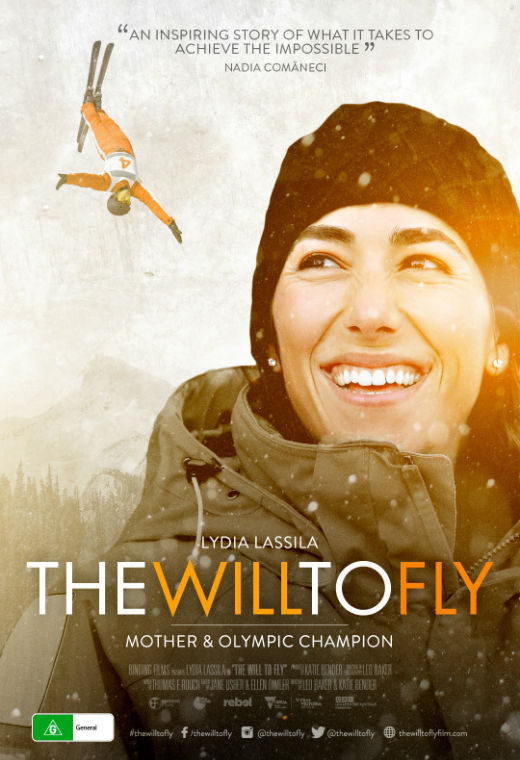 The Will To Fly Poster