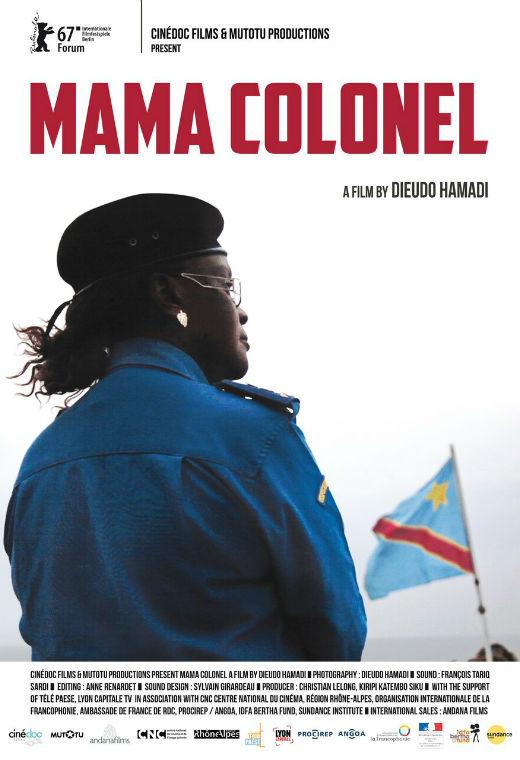 Mama Colonel Poster