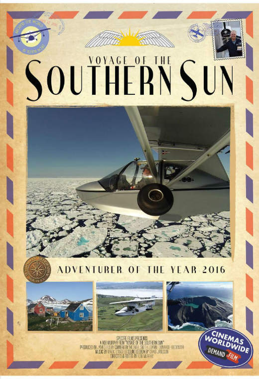 Voyage of the Southern Sun Poster