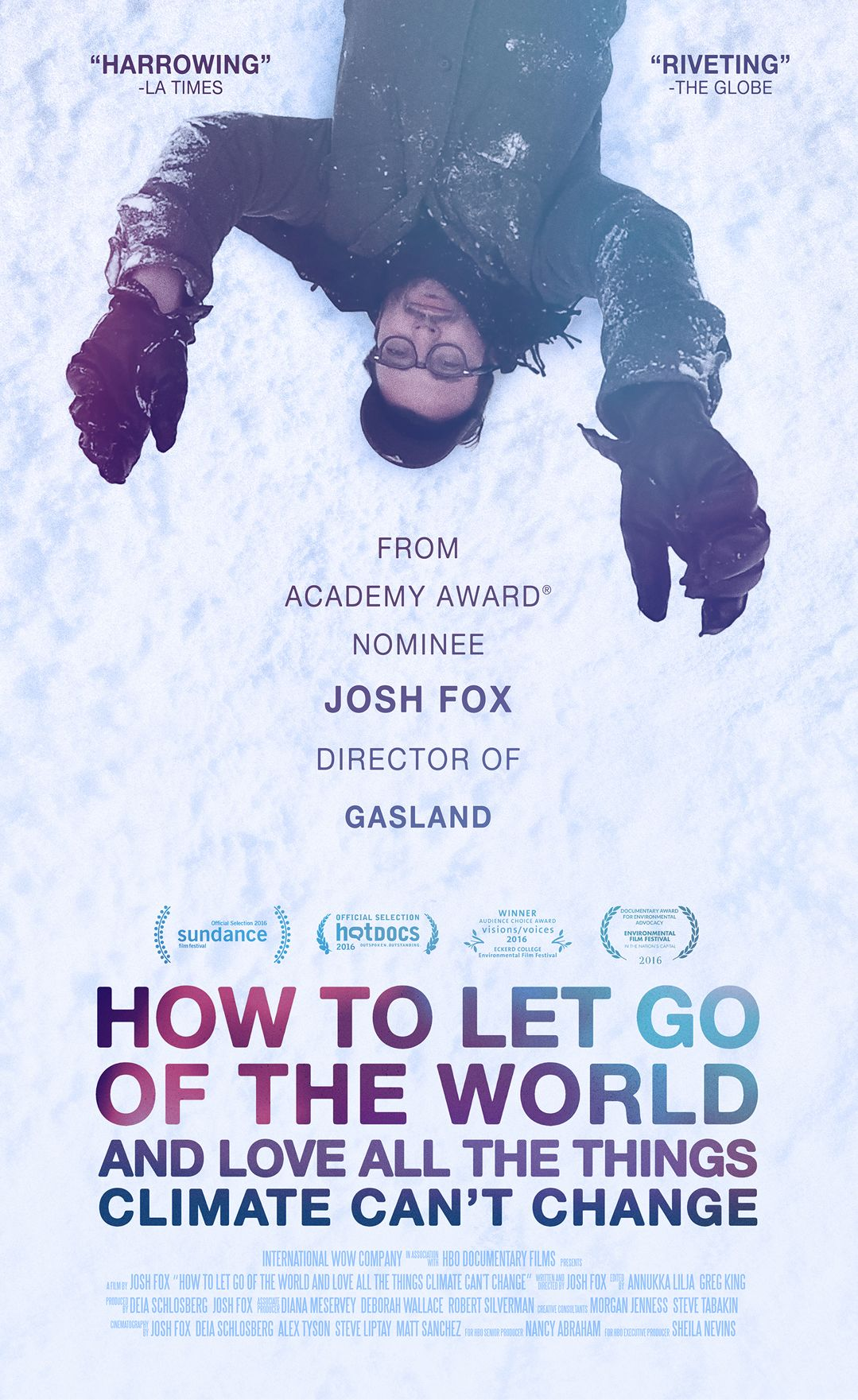 How to Let Go of the World and Love All the Things Climate Can't Change Poster