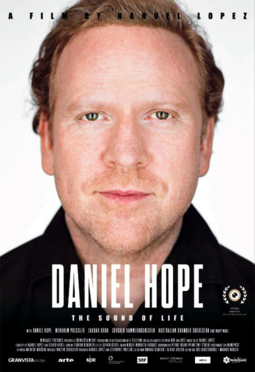 DANIEL HOPE - THE SOUND OF LIFE