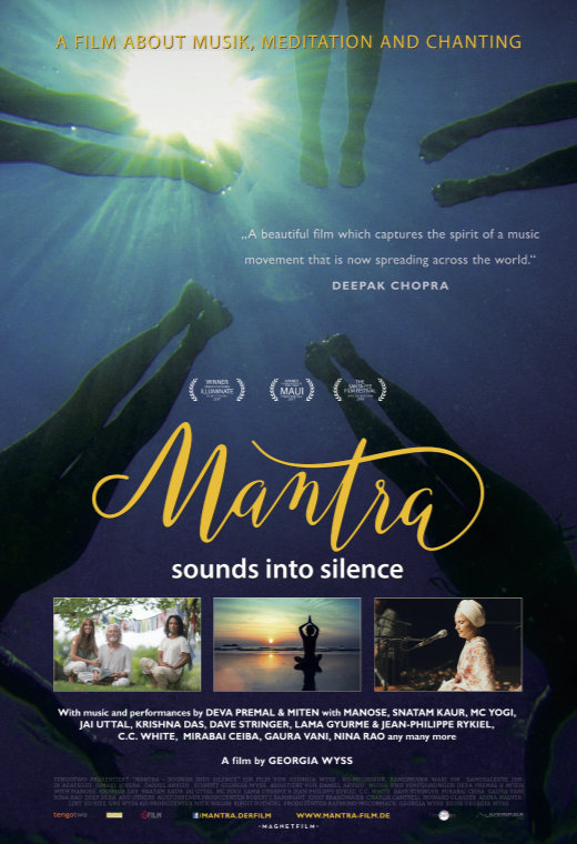 Mantra: Sounds into Silence Poster