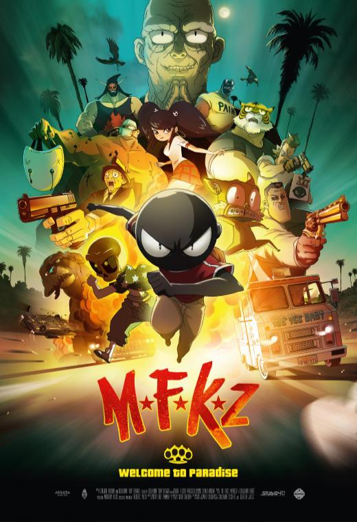 MFKZ Poster