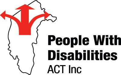 People With Disabilities ACT Poster
