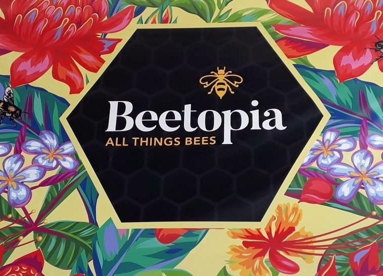 Beetopia  NZ LTD Poster