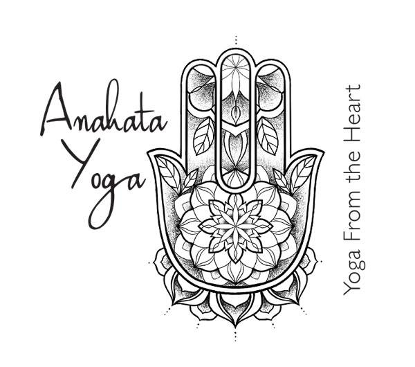 Anahata Yoga from the Heart Poster