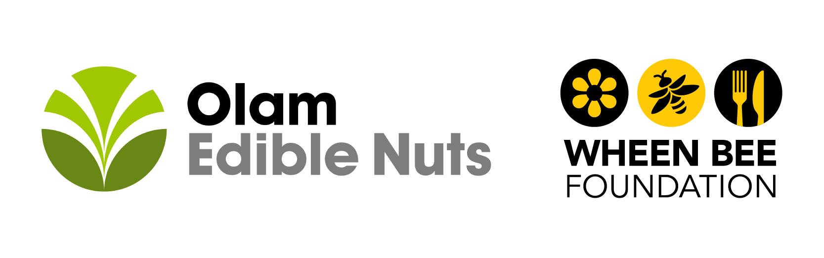 OLAM EDIBLE NUTS AND THE WHEEN BEE FOUNDATION Poster