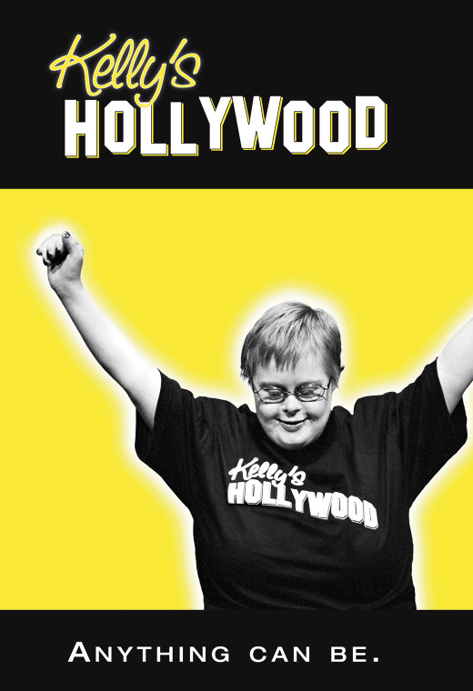 Kelly's Hollywood Poster