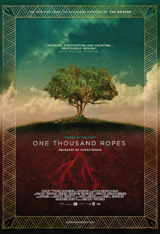 One Thousand Ropes Poster