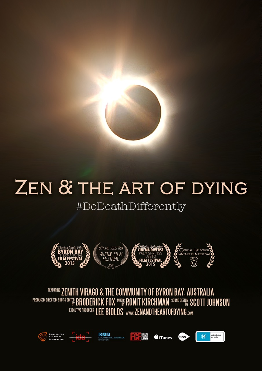 Zen & the Art of Dying Poster