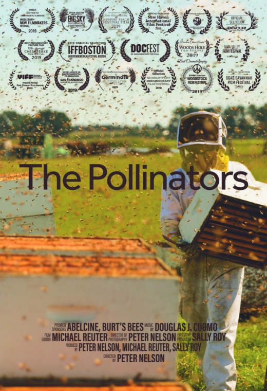 The Pollinators Poster