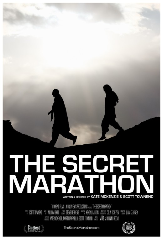 The Secret Marathon Poster