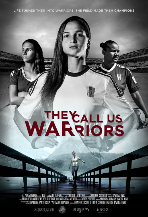 They Call us Warriors Poster