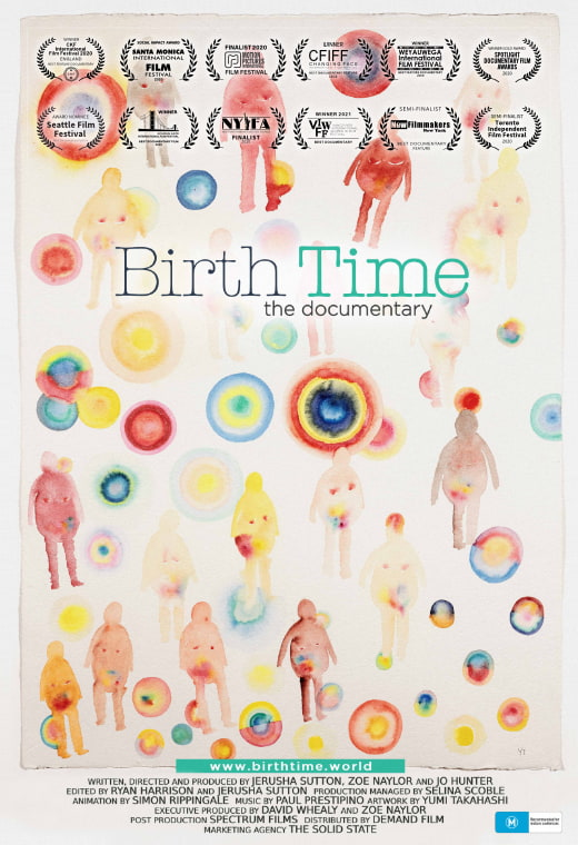Birth Time: the documentary Poster