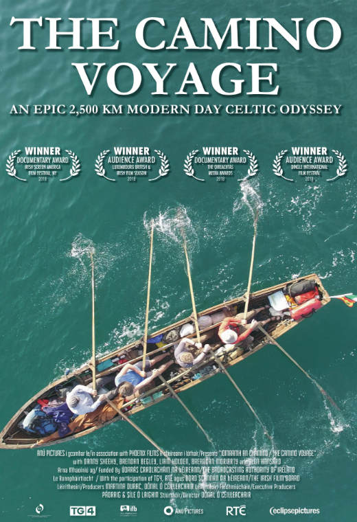 The Camino Voyage Poster