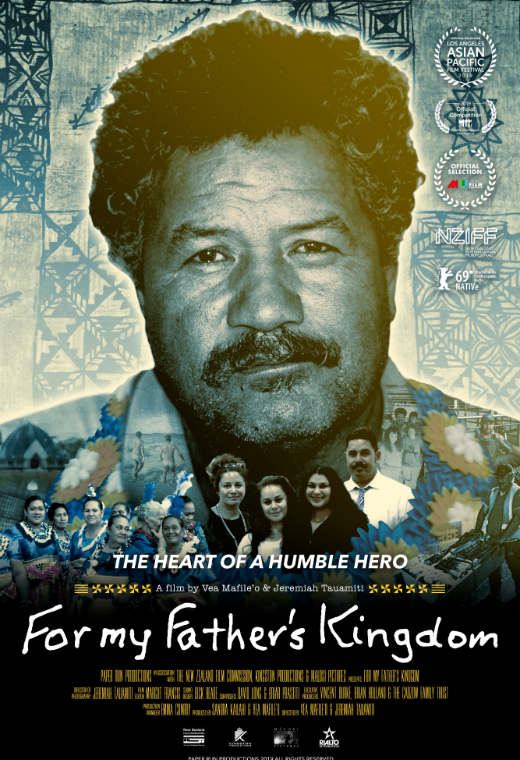 For My Father's Kingdom Poster