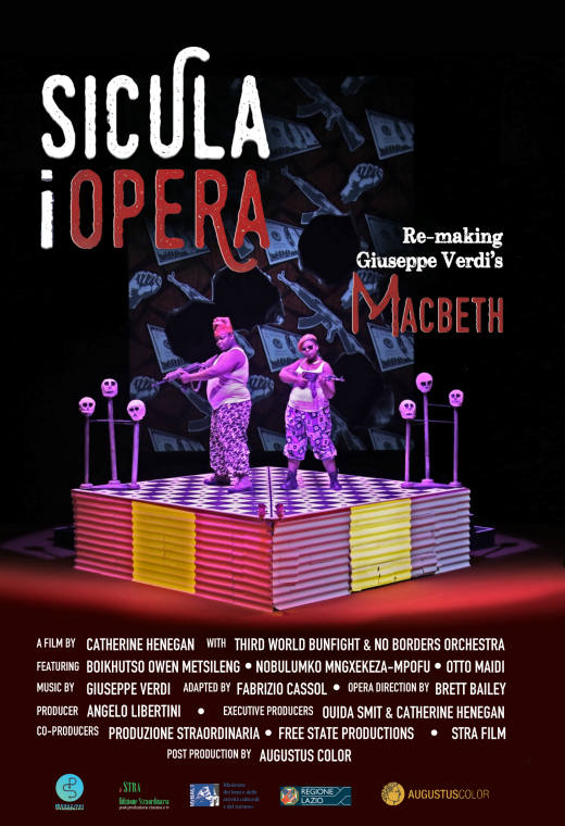SICULA IOPERA Poster
