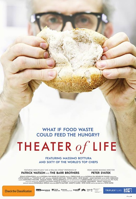 Theater of Life Poster