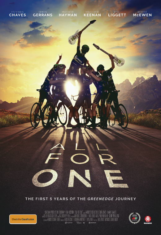 ALL FOR ONE Poster