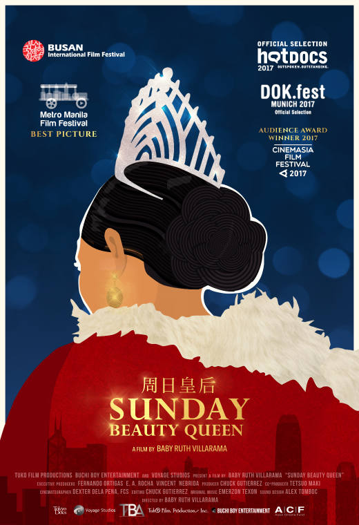 Sunday Beauty Queen Poster